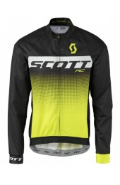 Куртка Scott RC Pro WB black/sulphur yellow Арт. 250253-5024