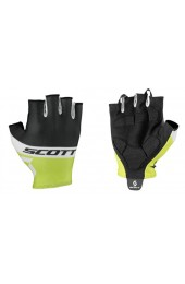 Перчатки Scott RC Team к/пал black/macaw green Арт. 241688-1000