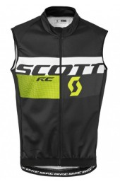 Жилет Scott RC AS black/sulphur yellow Арт. 250253