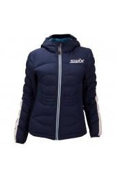 Куртка мужская Swix пуховая Dynamic (син.) Арт. 13151-75000