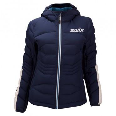 Куртка мужская Swix пуховая Dynamic (син.)