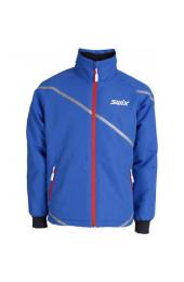 Куртка подростковая SWIX Rookie cиняя Арт. 12552-72000J