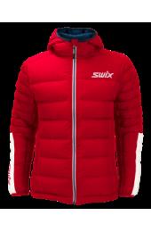Куртка мужская Swix пуховая Dynamic (красн.) Арт. 13151-90000