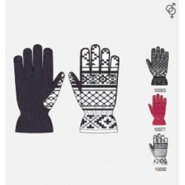 Перчатки SWIX Myrene (сер-.принт.)