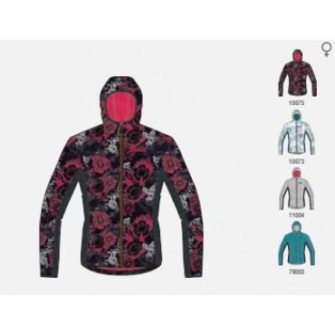 Куртка женская пуховая SWIX Romsdal (бирюза)