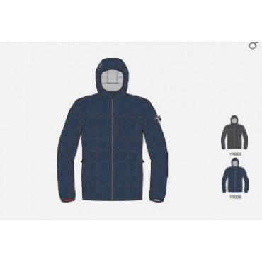 Пуховая куртка мужская SWIX Romsdal (син.-меланж)