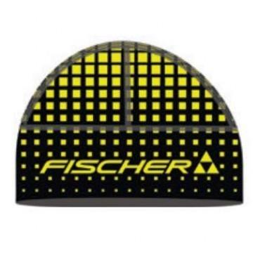 Шапка Fischer Nordic Race (унисекс) (черн.-лим.)