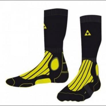 Носки Fischer CLASSIC black-yellow