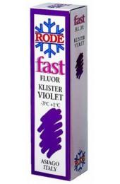 Мазь жидкая-клистер RODE FAST VIOLET -3°C/+1°C Арт. FK30