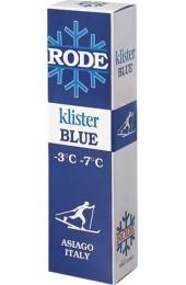 Мазь жидкая-клистер RODE BLUE -3°C/-7°C Арт. K20