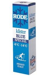 Мазь жидкая-клистер RODE BLUE SPECIAL -6°C/-14°C Арт. K10