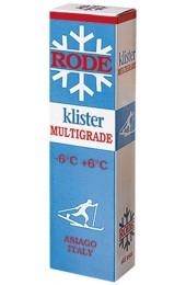 Мазь жидкая-клистер RODE MULTIGRADE -6°C/+6°C Арт. K76