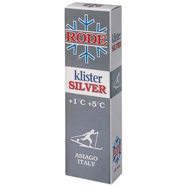 Мазь жидкая-клистер RODE KLISTER SILVER
