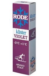 Мазь жидкая-клистер RODE VIOLET -3°C/+1°C Арт. K30