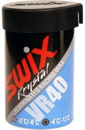 Мазь Swix Blue Fluor -2°C/-8°C Арт. VR40