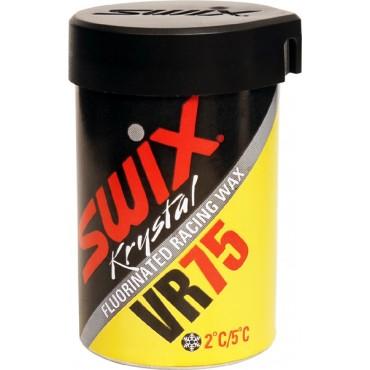 Мазь Swix Yellow Fluor +2°С/+5°С