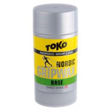 Мазь держания Toko Nordic GripWax Green 0°C/-30°C Арт. 5508750