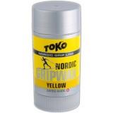 Мазь держания Toko Nordic GripWax yellow 0°C/-2°C Арт. 5508751