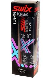Мазь жидкая-клистер SWIX Nero +1°C/-7°C 55гр. Арт. KN33