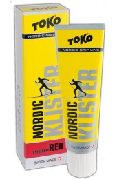 Мазь жидкая-клистер Toko Nordic Klister red -1°C/-8°C Арт. 5508742