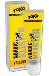 Мазь жидкая-клистер Toko Nordic Klister yellow 0°C/-2°C Арт. 5508741
