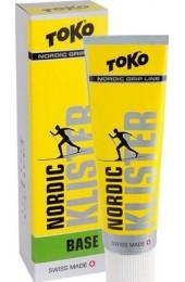Мазь жидкая-клистер Toko Nordic Klister Green 0°C/-30°C Арт. 5508740