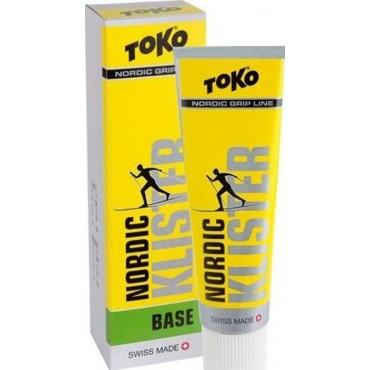 Мазь жидкая-клистер Toko Nordic Klister Green 0°C/-30°C 5508740