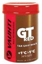 Мазь VAUHTI GT RED смоляная +1°C/-1°C 45г Арт. 367-GTR