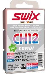 Мазь скольжения Swix СH12X Combi +4°C/-10°C Арт. CH12X-6