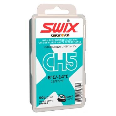 Мазь скольжения Swix CH5X Turquoise 60g
