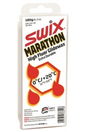 Мазь скольжения Swix WhiteMarathon 180g 0°C/+20°C Арт. DHF104-18