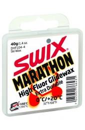 Мазь скольжения Swix WhiteMarathon 40g 0°C/+20°C Арт. DHF104-4