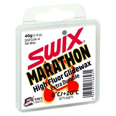 Мазь скольжения Swix DHF104 WhiteMarathon 40g