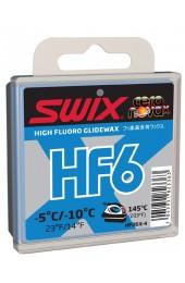 Мазь скольжения Swix HF6X Blue 40g -5°C/-10°C Арт. HF06X-4