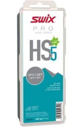 Парафин Swix HS5 Turquoise, -10°C/-18°C 180g Арт. HS5-18