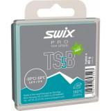 Парафин Swix TS5 Black, -10°C/-18°C, 40g Арт. TS05B-4