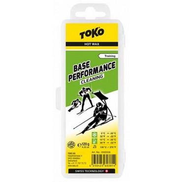 Парафин Toko без фтора Base Performance 120 g 5502038