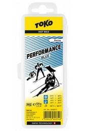 Парафин Toko низкофтористый Performance blue 120 g Арт. 5502017