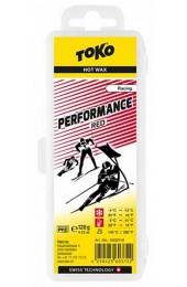Парафин Toko низкофтористый Performance red 120 g Арт. 5502016