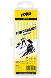 Парафин Toko низкофтористый Performance yellow 120 g Арт. 5502015
