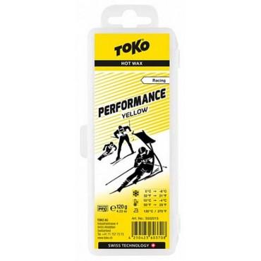 Парафин Toko низкофтористый Performance yellow 5502015
