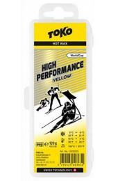 Парафин Toko высокофтористый HP yellow 120 g Арт. 5503025