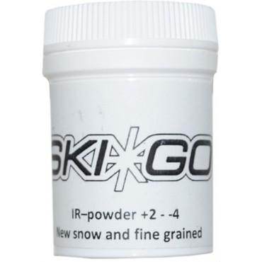 Порошок SkiGo IR-Powder тестовый
