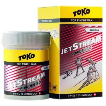 Порошок-ускоритель Toko JetStream Powder 3.0 Red 5503015