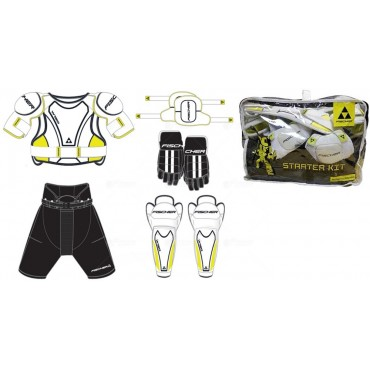 Комплект защиты Fischer Starter Kit (5 предметов)