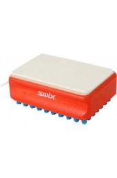 Щетка Swix голубой нейлон-фетр для Cera F и F4 Арт. T0166B
