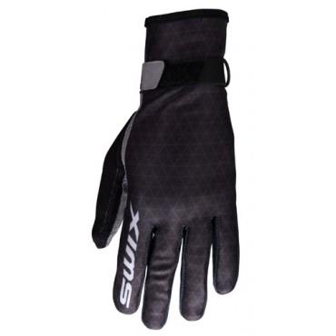 Перчатки мужские, SWIX Competitionx Black
