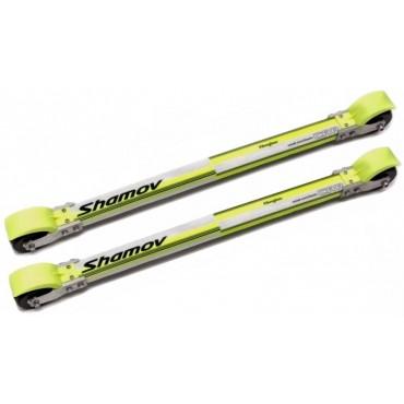 Лыжероллеры Shamov 07 Fibreglass Wood Core/Classic CAP