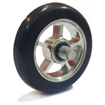 Ролик коньковый каучук 100 х 24 мм