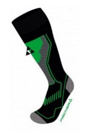 Носки горнолыжные Fischer Alpine Comfort Black-Lime Арт. G37015